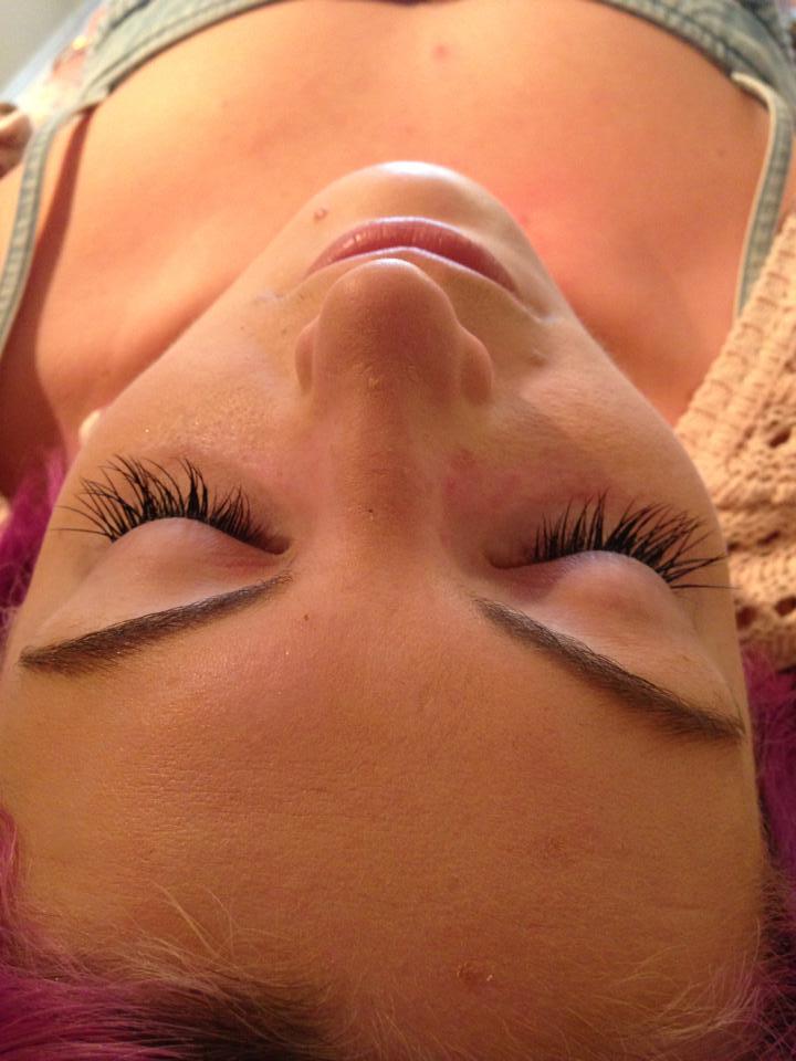 half-set-eyelash-exts