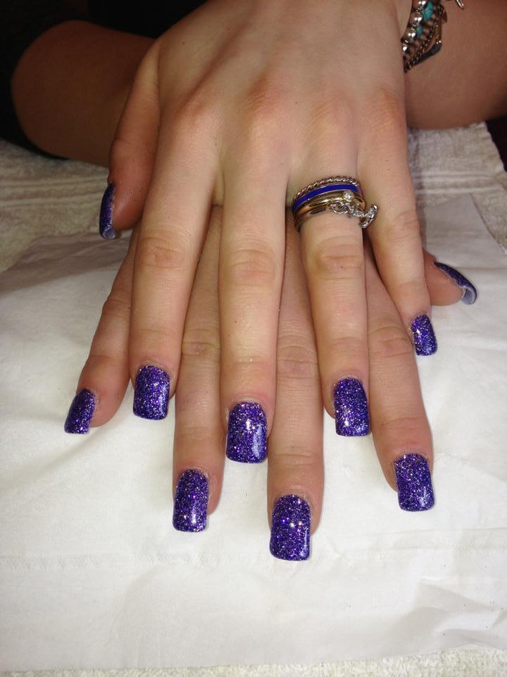 purple-and-silver-glitter-gel